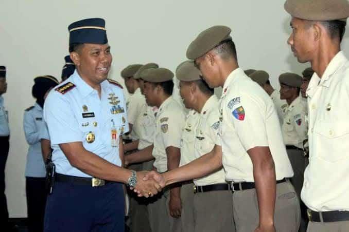 Rekrutmen CPNS TNI AU Tahun 2019