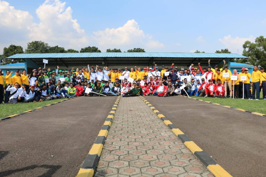 Ketua Fasida Jabar Buka Kejurnas, Kejurka, dan Babak Kualifikasi PON XX Papua 2020 Cabang Olahraga Aeromodelling