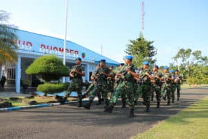 Minggu Militer, Back To Basic Bagi Prajurit