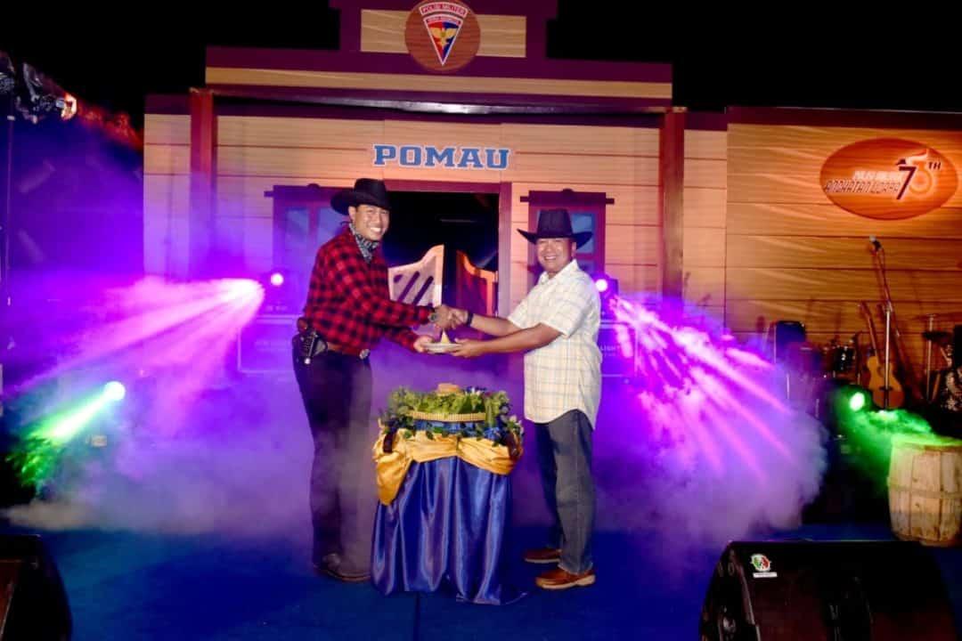 Syukuran Hut ke-73 POMAU di Museum Pusat TNI AU Dirgantara Mandala