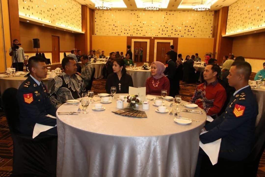 Kegiatan Jamuan Makan Internasional Sekbang Angkatan 96/ PSDP 32
