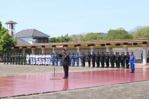 Peringatan Hari Pahlawan di Provinsi Lampung