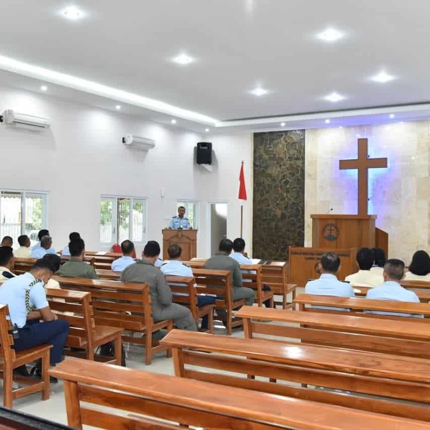 Doa mempersatukan umat mensyukuri HUT Ke-74 Kodiklatau