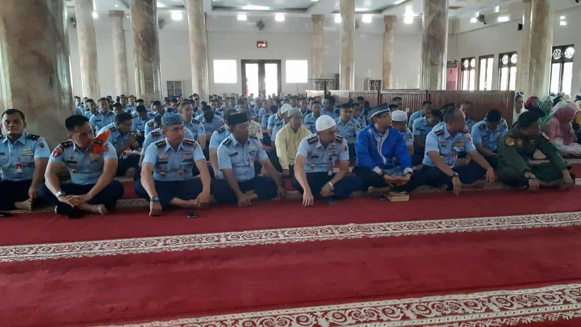 Lanud Atang Sendjaja Gelar Peringatan Maulid Nabi Muhammad SAW 1441 H/2019 M