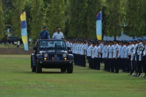 Letkol Pnb Mochamad Yunus Jabat Komandan Skadik 102 Lanud Adisutjipto