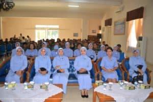 Sosialisasi Pengawasan dan Evaluasi Pencegahan Disiplin, Mental dan Psikologi Prajurit TNI AU di Lanud Adisutjipto