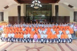 Danlanud Ats Beserta Ketua PIA Ardhya Garini Lanud Ats Hadiri Peringatan HUT ke-63 PIA Ardhya Garini Tahun 2019