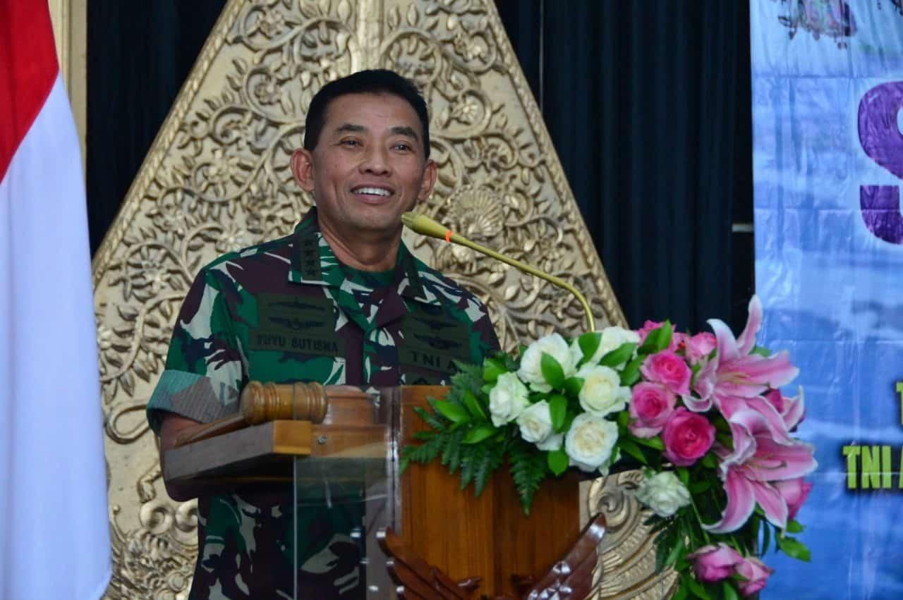 TNI AU Adakan Sarasehan Bintal Ideologi dan Tradisi Kejuangan