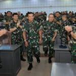 Kasau: Interoperabilitas Antar Matra dan Kepolisian harus Kuat