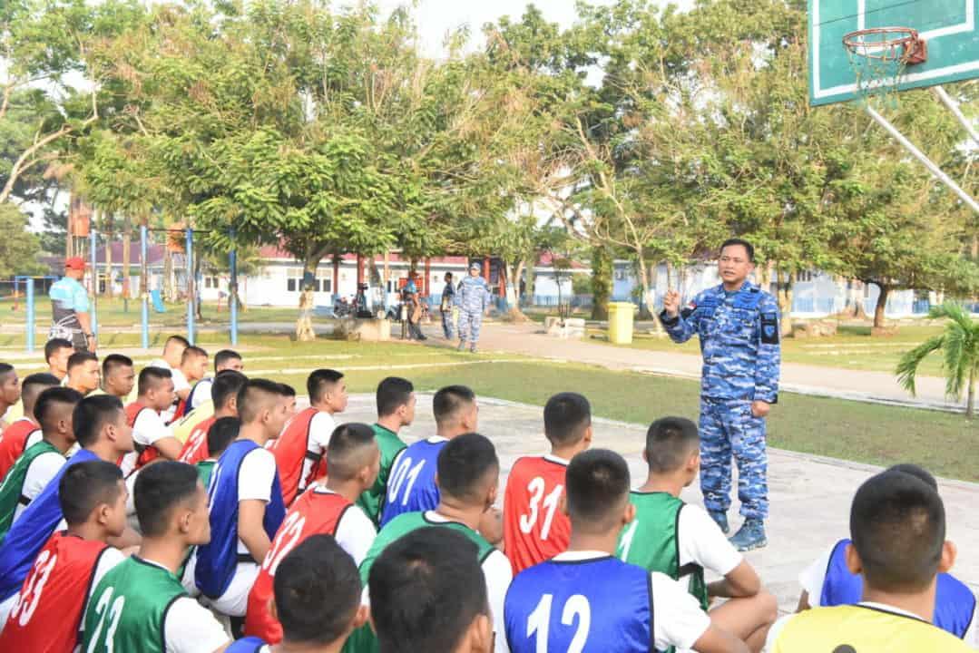 Kadispers Rsn, Sebagai Casis Prajurit TNI AU Siapkan Pisik Secara Prima
