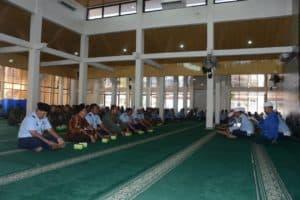 Peringatan Maulid Nabi Muhammad SAW 1441 H di Lanud Adisutjipto