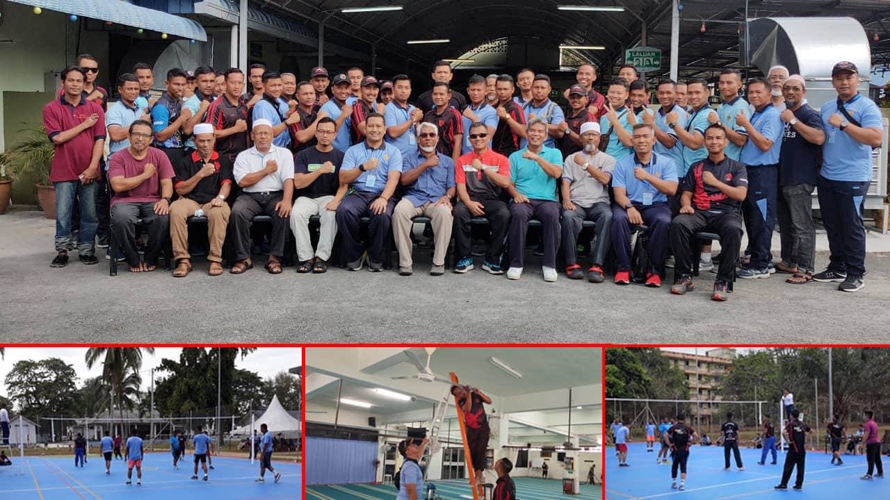 Sports Day & Community Relation, Penyegar Latma Elang Malindo 2019