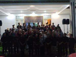 Danlanud RHF Hadiri Malam Pembukaan Festival Bahari Kepri 2019