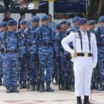 Danlanud RHF Ikuti Ziarah Nasional dalam rangka Hari Pahlawan 2019