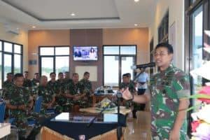 Pangkoopsau III Resmikan Cafe Cendrawasih Makoopsau III