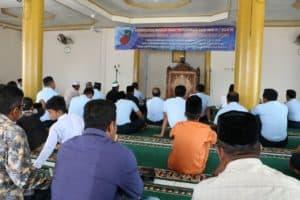 Keluarga Besar Lanud Sim Peringati Maulid Nabi Muhammad SAW 1441 H/2019 M
