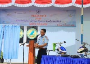 Danlanud SIM Hadiri Peresmian FASI Kota Sabang