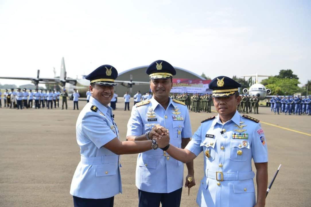 Kolonel Pnb Ali Gusman Resmi Pimpin Wing Udara 1 Lanud Halim Perdanakusuma