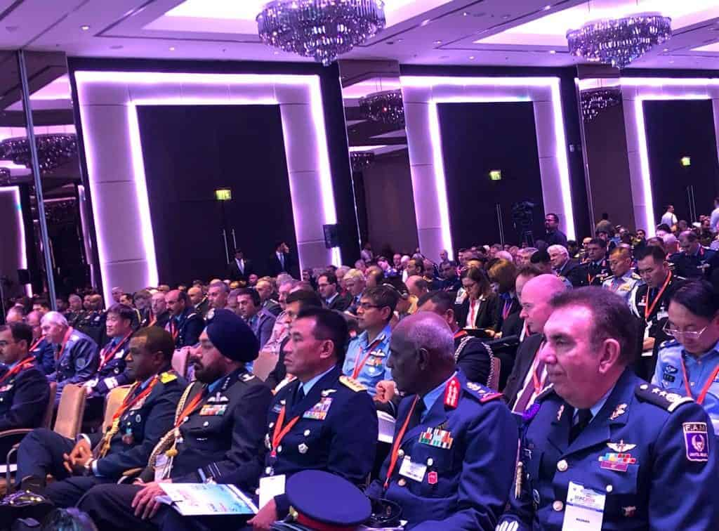 Ratusan Kepala Staf Angkatan Udara Bertemu di Dubai