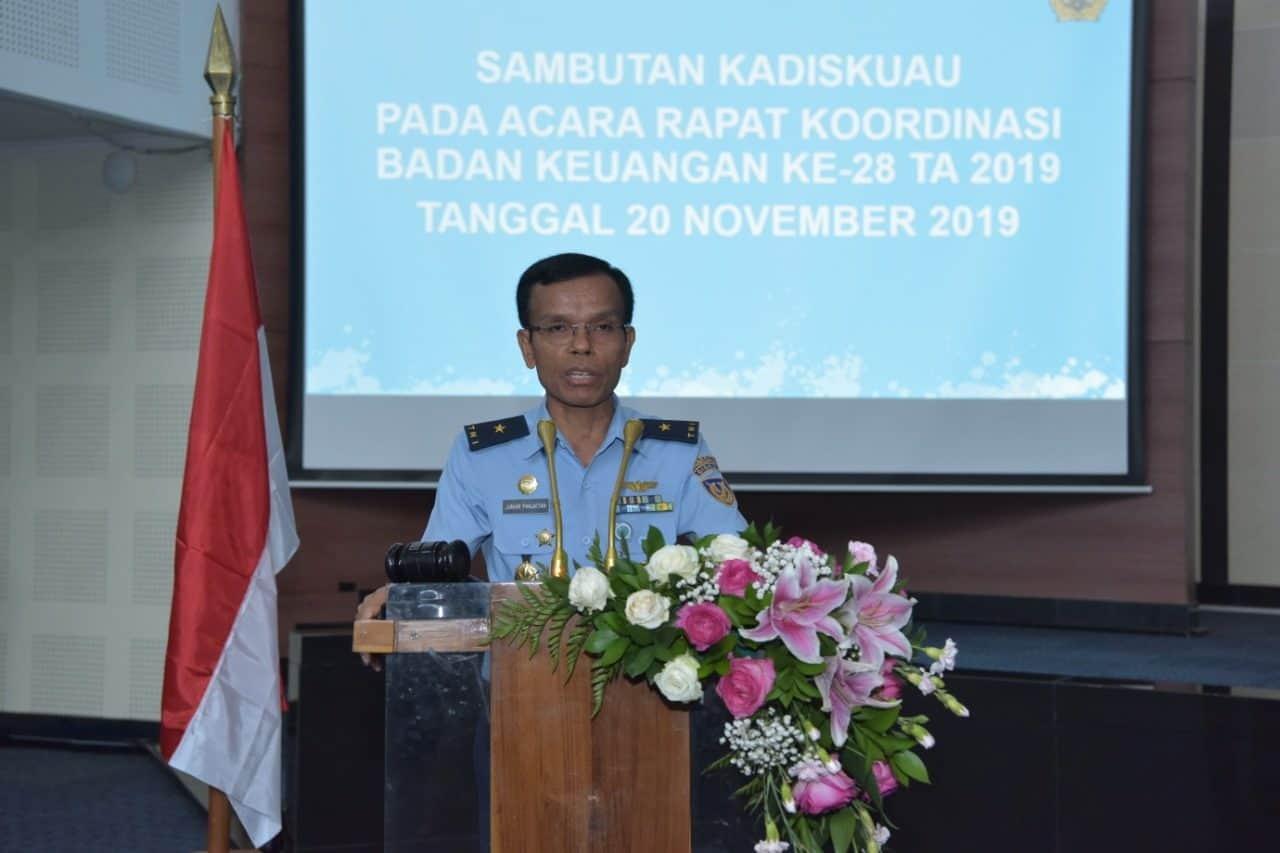 Rakor Baku Diskuau Tahun 2019.