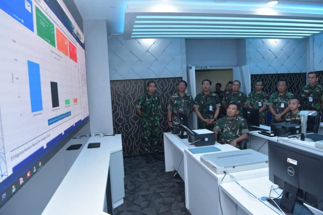 TNI AU Akan Gunakan CAT dalam Proses Seleksi