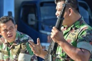 Danlanud RHF : Seluruh Prajurit TNI AU Wajib Mahir Bongkar Pasang Senjata