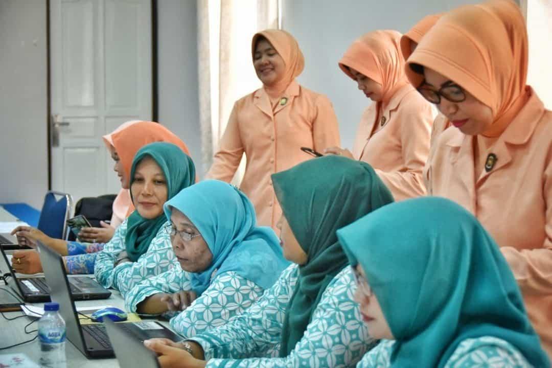 Yasarini Lanud RHF Laksanakan UKG Tahap IV Bagi Guru Sekolah Angkasa