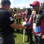 International Perak Championship 2019. Penerjun TNI AU Raih Prestasi di Malaysia
