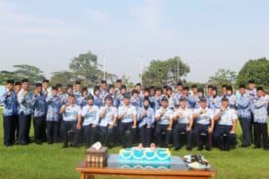 Syukuran HUT ke-48 Korpri di Wingdikum
