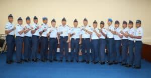 Kadisops Wingdikum Tutup Pendidikan KIBI TNI AU Angkatan Ke-5
