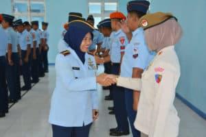 Serka Galih Prastio Siswa Terbaik KIBI Angkatan ke-71