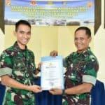 Pembekalan Pasis Sekkau A-106 Kasau: Seorang Perwira Harus Menjadi Pemimpin dan Sumber Inspirasi