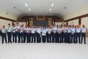 KIBI Angkatan ke-67 Resmi Ditutup