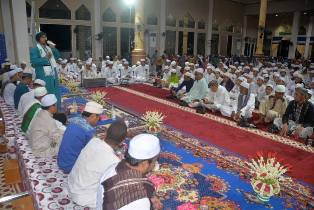 Peringatan Maulid Nabi Muhammad SAW 1441 H/2019 M di Lanud Sjamsudin Noor