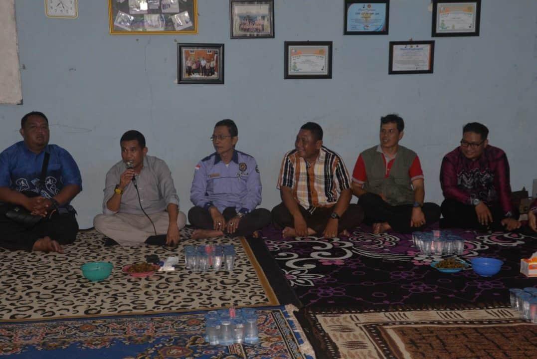 Silaturahmi Potdirga Saka Dirgantara Lanud Sjamsudin Noor