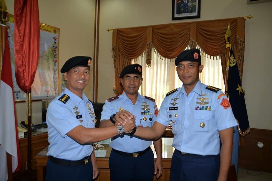 Kolonel Pnb Tiopan Hutapea, S.Sos., M.A.P., Jabat Asops Kosekhanudnas I