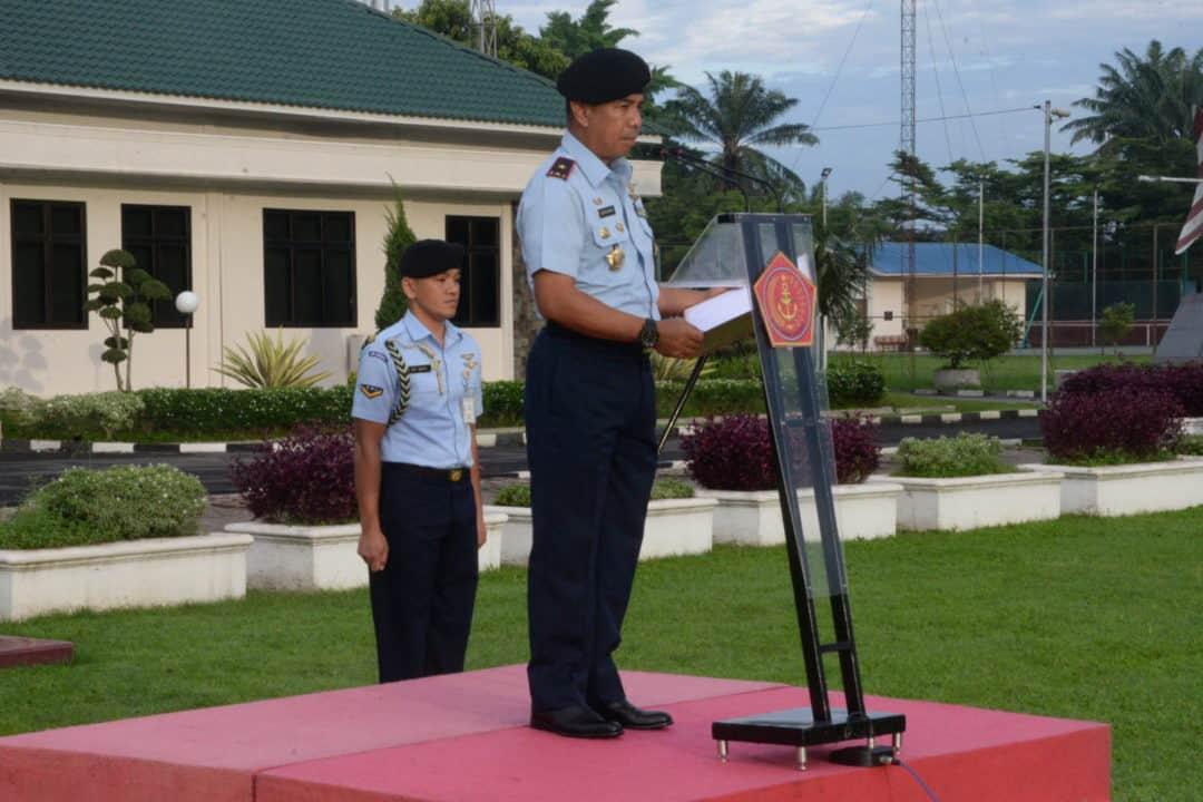 Personel Kosekhanudnas III Jangan Sampai Terpengaruh Paham Radikalisme dan Terorisme