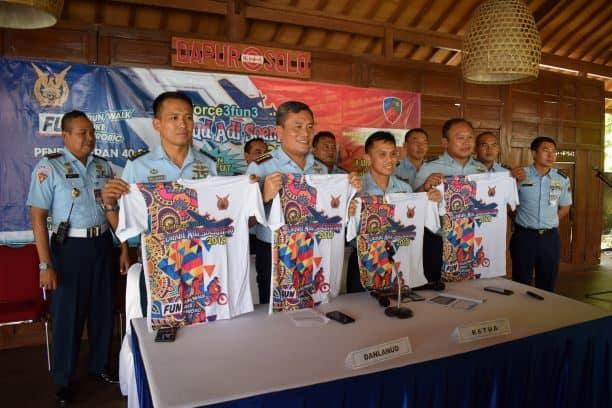 Lanud Adi Soemarmo akan Mengggelar Air Force 3 Fun 3 Tahun 2019