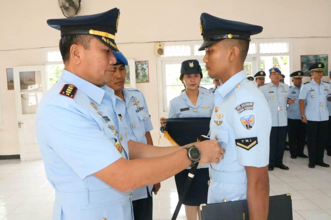 Komandan Lanud Adi Soemarmo Buka Pendidikan Sejurla Radar Darat Plessey A-7