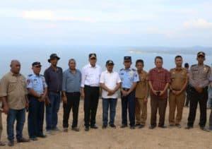 PLT. Gubernur Aceh Nova Iriansyah Tinja Venue Paralayang