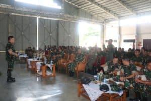 Ceramah Road To Zero Accident Di Lanud Atang Sendjaja