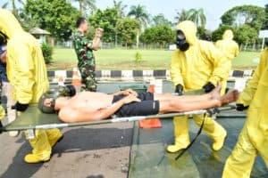 Bahaya Nubika Bagi Personel yang Bersinggungan