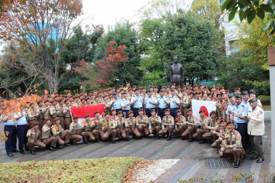 Taruna Tingkat IV AAU Laksanakan Muhibah ke Negara Jepang