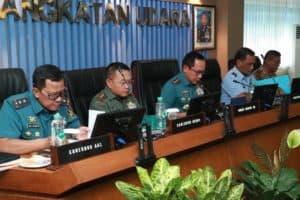 Rakorpim Akademi TNI dan Akademi Kepolisian Tahun 2019 di AAU Resmi Dibuka