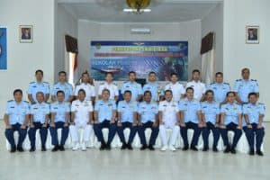 10 Perwira Penerbang Selesaikan Pendidikan Sekolah Instruktur Penerbang TNI Angkatan ke-82