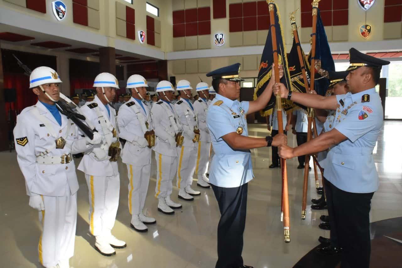 Pangkoopsau II Pimpin Serah Terima Jabatan