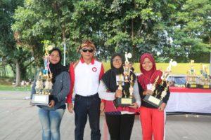 Danlanud Atang Sendjaja Buka Dirgantara Marching Band Competition