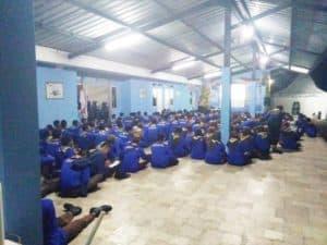 Saka Dirgantara Lanud Bny Ikuti Air Scout Camp 2019 di Lanud Sulaiman