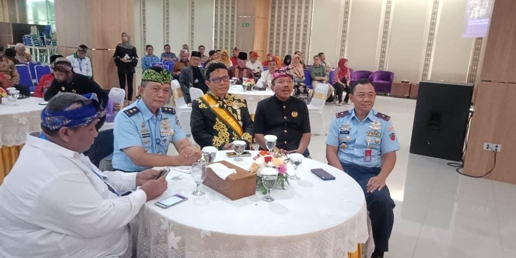 Danlanud Ats Hadiri Acara Seminar Nasional