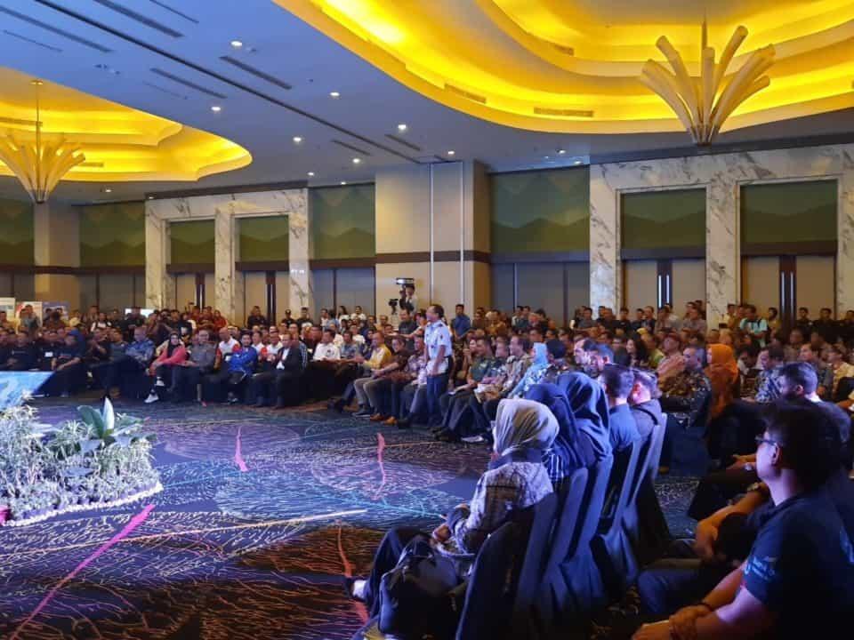 Danlanud Ats Hadiri Acara Launching APBD Kota Bogor 2020